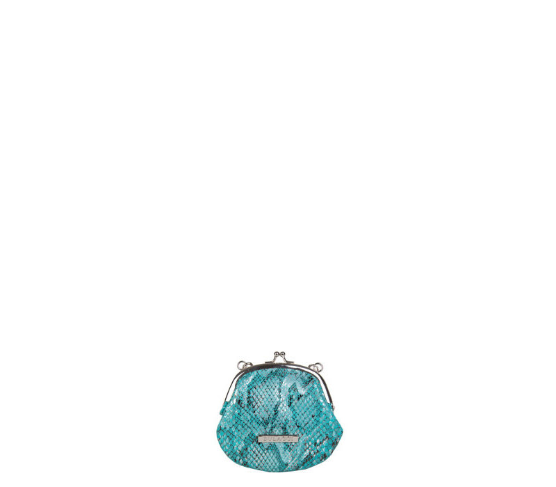 Portemonnee Jade (turquoise)