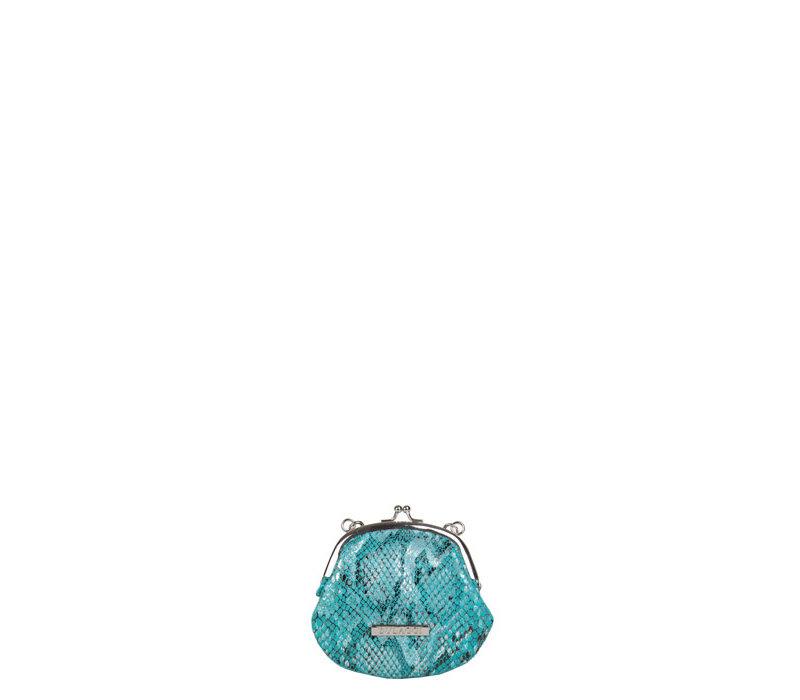 Purse / crossbody bag Jade (turquoise)