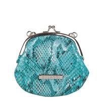 Portemonnee / crossbody tasje Jade (turquoise)