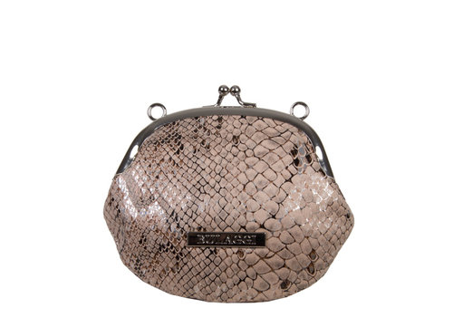 Purse / crossbody bag Jade (camel)