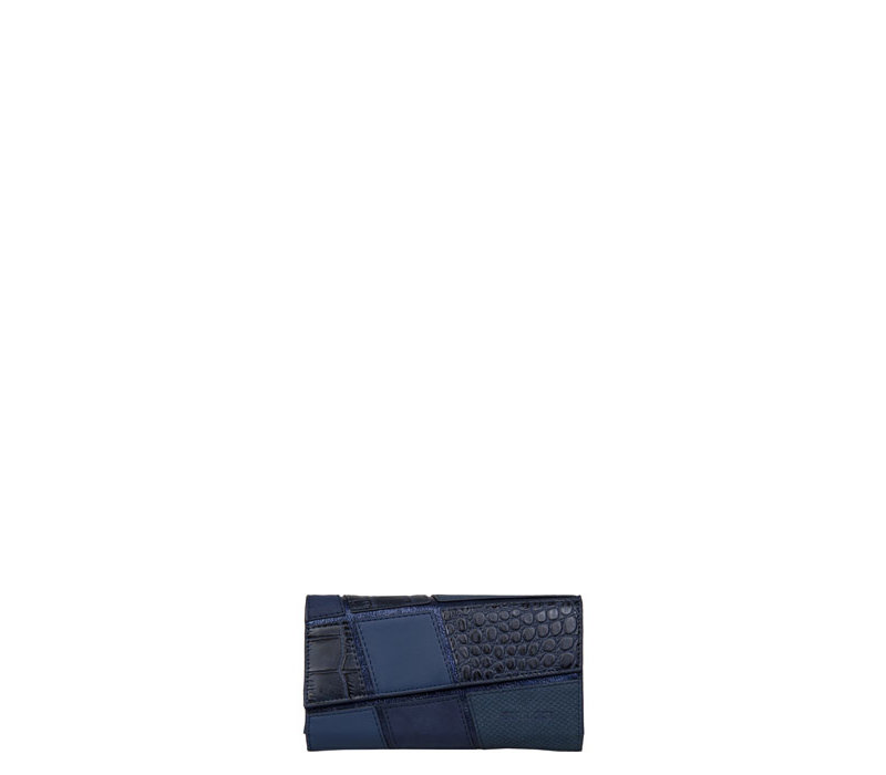 Portemonnee Carmel (donkerblauw)