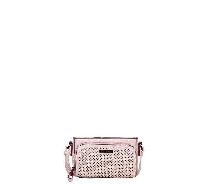 Crossbody tas Penny (oud roze)