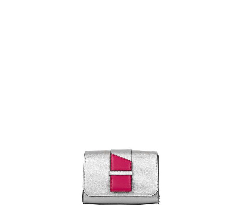 Hip pouch Goldie (silver)