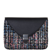 Hip pouch Cleo (black)