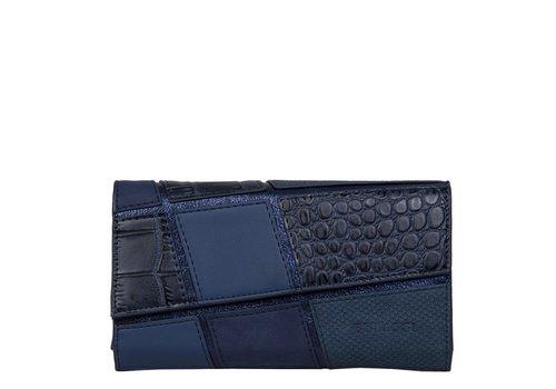 Purse Carmel (dark blue )