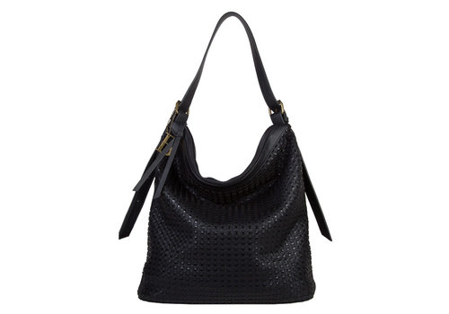 Hobo shoulderbag Buffy (black)