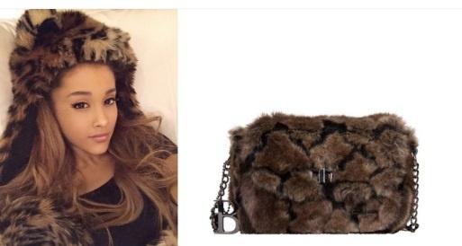 Faux fur is hot!