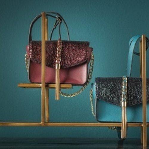 Holiday handbags