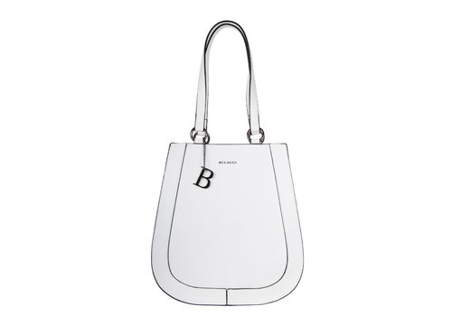 Shopping bag Kayla (white)