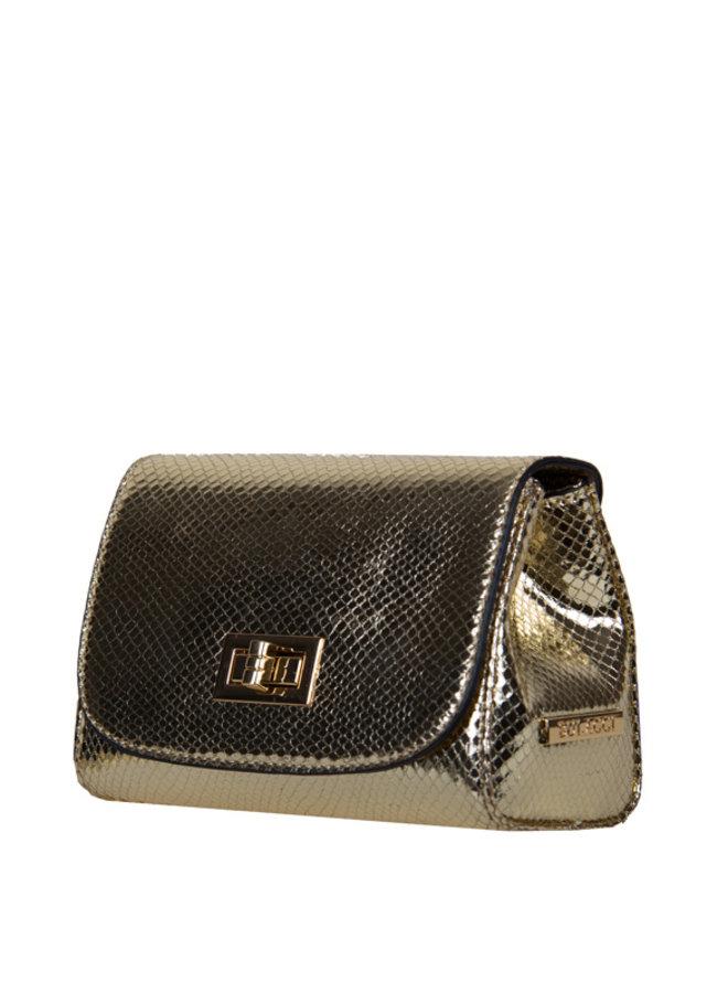 Crossbody bag Fern (gold)