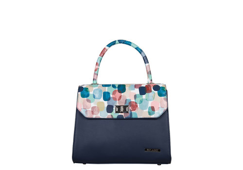 Handbag Roxy (dark blue )