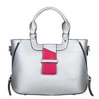Handbag Goldie (silver)