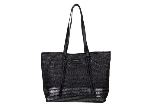 Shopping bag Hattie (black)