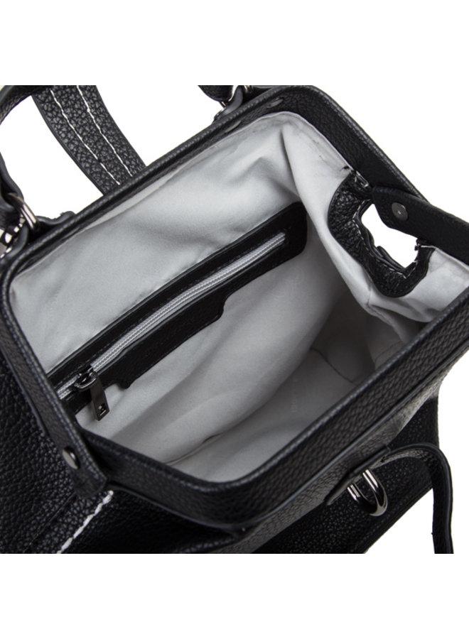 Handtas Deb (zwart)