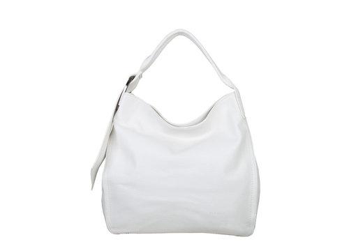 Hobo shoulderbag Deb (white)