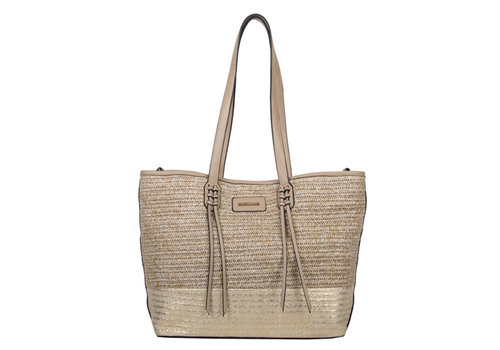 Shopping bag Hattie (camel)