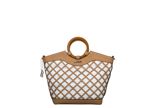 Shopper Frannie (camel)