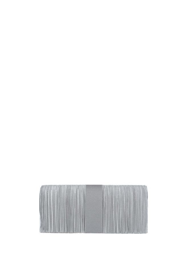 Clutch Suwa (zilver)