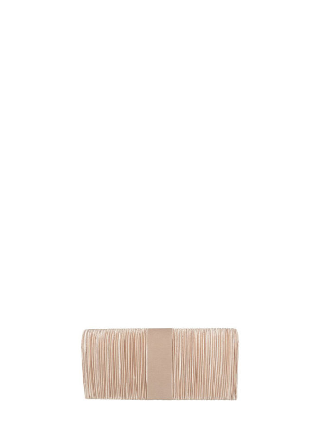 Clutch bag  Suwa (champagnee)