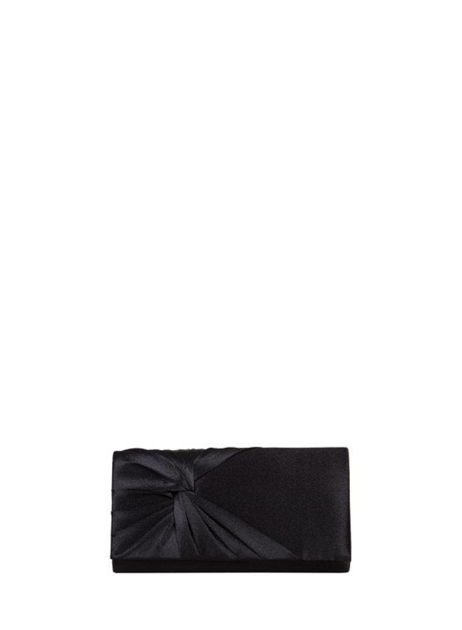 Clutch bag Twiggy (black)