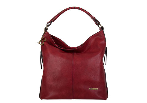 Hobo Shoulder bag Erica (red)