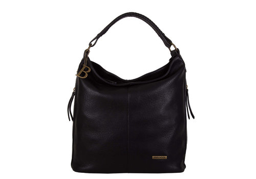 Hobo Shoulder bag Erica (black)