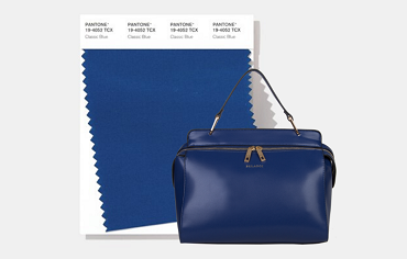 Klassiek blauwe tassen