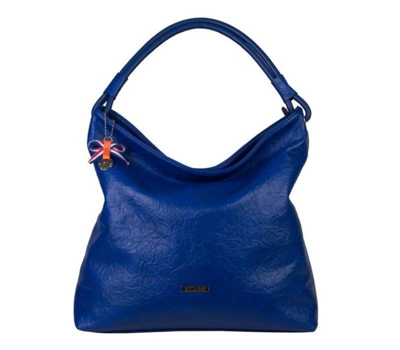 Blauwe tas Pantone classic blue - Sabrina BULAGGI