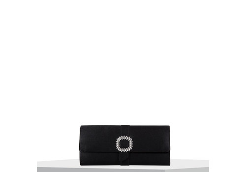 Clutch bag Stephi (black)