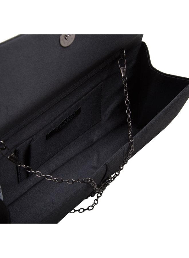 Clutch Stephi (zwart)