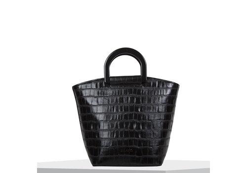 Handbag Croc (black)