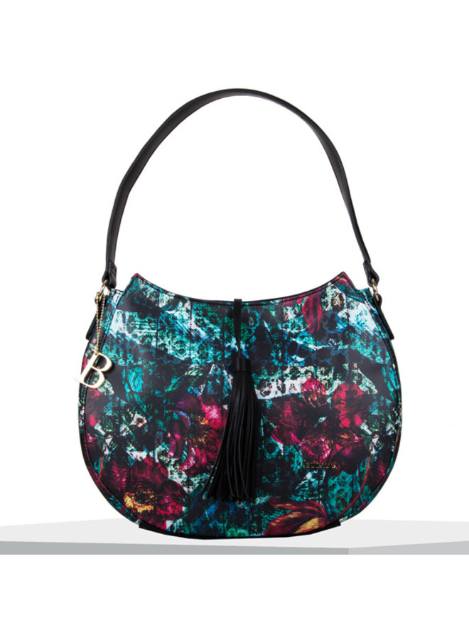 Hobo shoulder bag Orchid (multi colour)