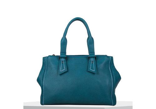 Shopping Deb (emerald green)