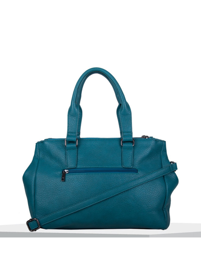 Shopping Deb (emerald green)