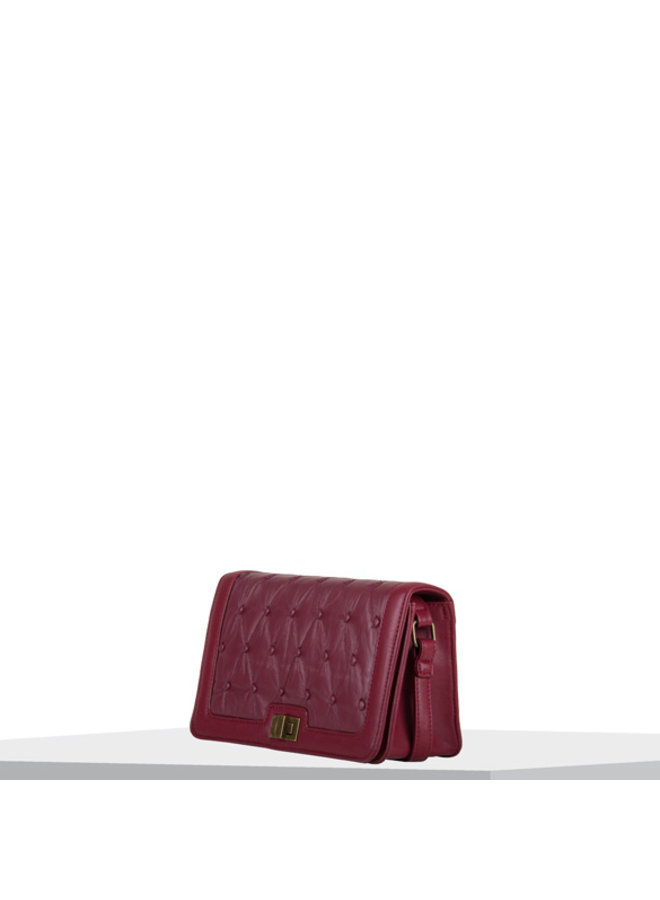 Crossbody bag Chester (burgundy)