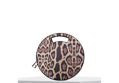 Handbag Leo (dark brown)