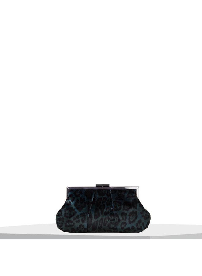 Clutch bag Paw (blue)