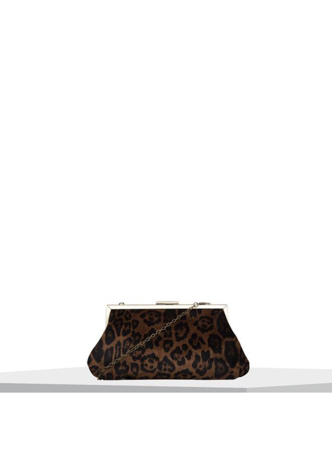 Clutch bag Paw (camel)