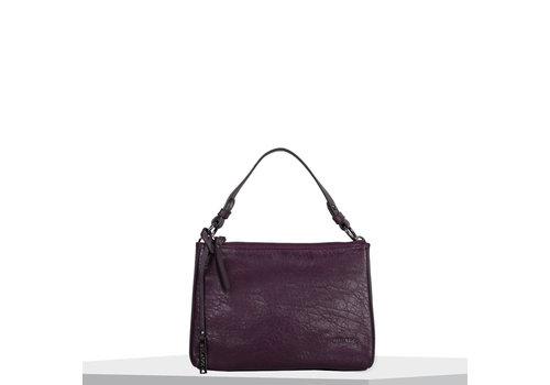 Crossbody bag Heather (dark purple)