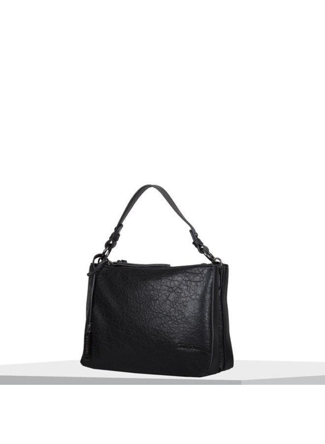 Crossbody bag Heather (black)