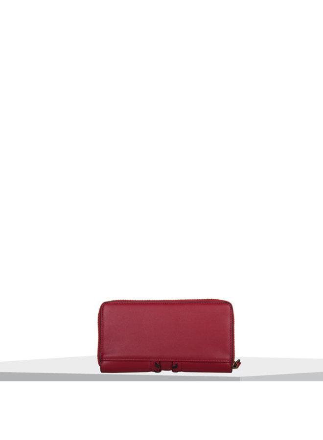 Portemonnee Anemoon (rood)