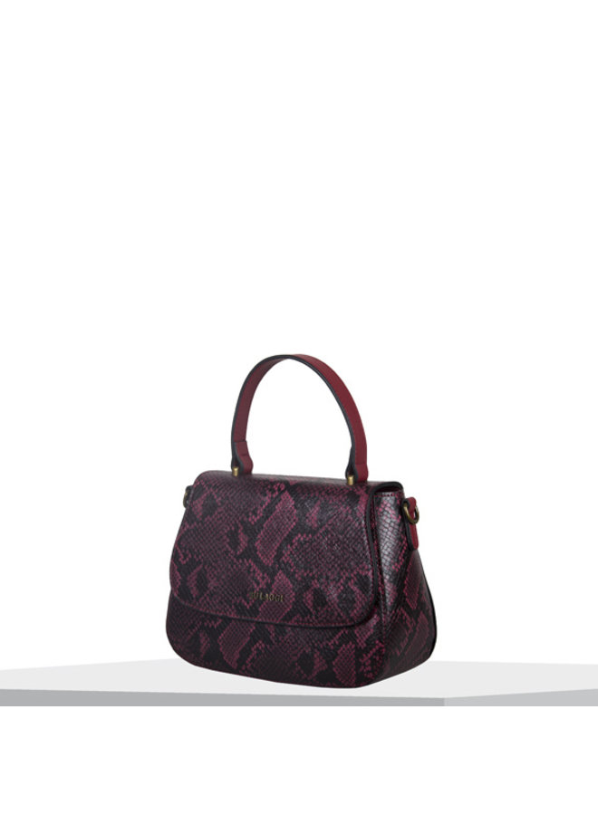 Crossbody bag Quince (red)