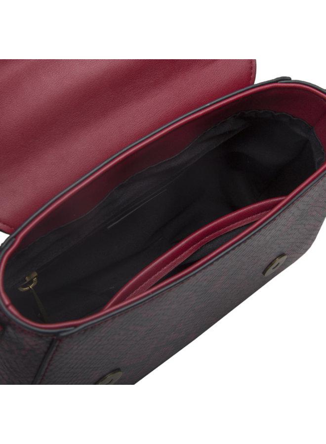 Crossbody tas Quince (rood)