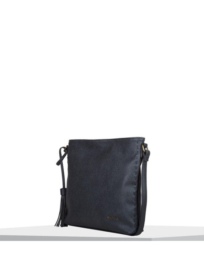 Crossbody bag Gerbera (anthracite)
