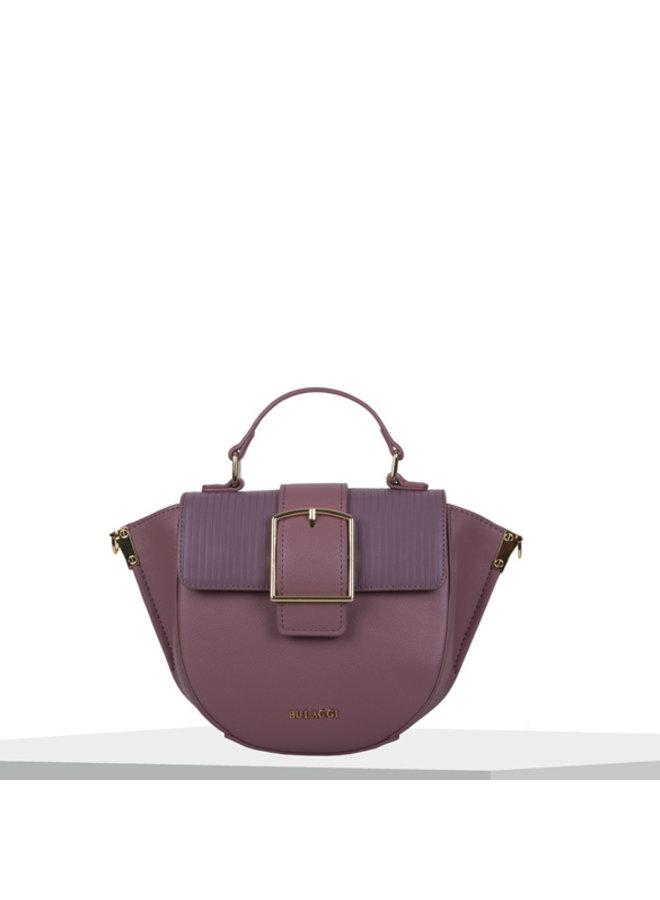 Crossbody bag Delphinium (lilac)