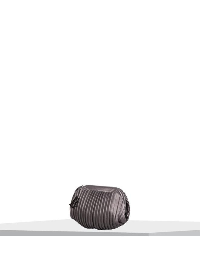 Crossbody bag Pleaty (bronze)