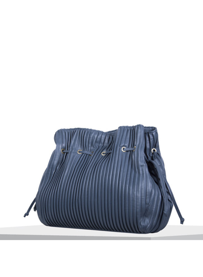 Crossbody bag Pleaty (denim blue)