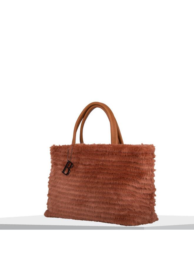 Shopping Ginger (rust)