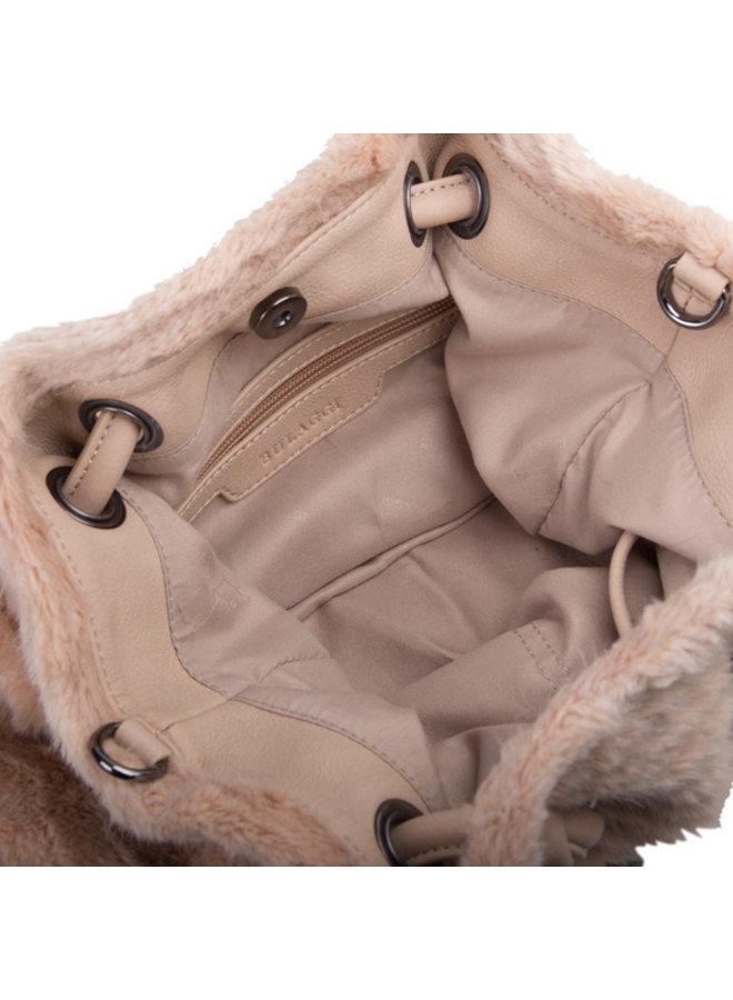 Handtas Ginger (camel)