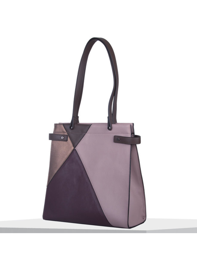 Shopping Peony (dark brown)